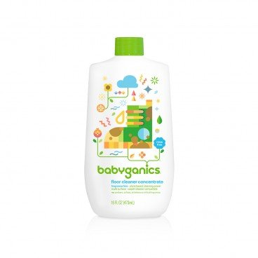 BABYGANICS Floor Concentrate fragrance Free 473ML