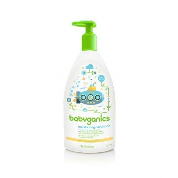 BABYGANICS Extra Gentle Daily Lotion fragrance Free 502ML