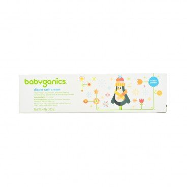 BABYGANICS(PARALLEL IMPORT) - Soothing Diaper Cream - 113G