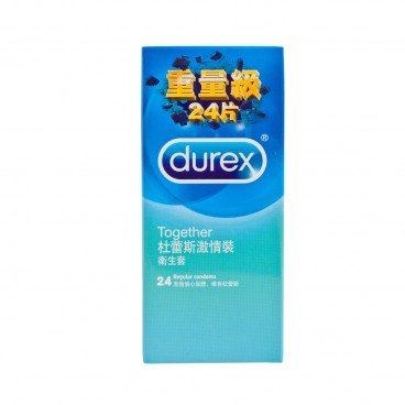 DUREX Together Condom 24'S