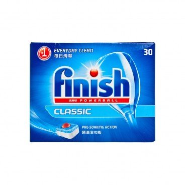 FINISH - Power Ball - 30S