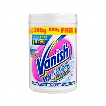 VANISH Oxi Action Crystal White Powder value Pack 1KG