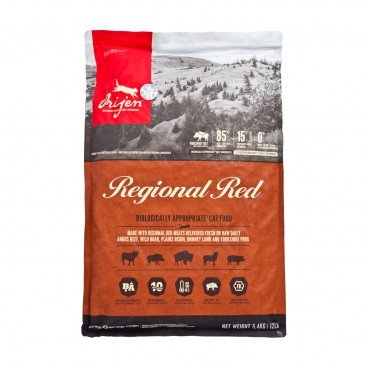ORIJEN Regional Red Cat 5.4KG
