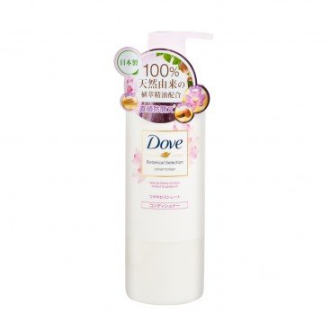 DOVE - Japan Straight And Split Ends Protection Conditioner - 500G