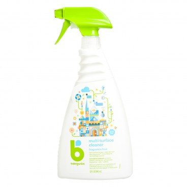 BABYGANICS - Multi Surface Cleaner fragrance Free - 946ML