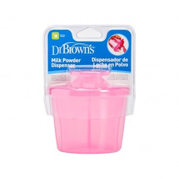 DR. BROWN'S - Milk Powder Dispenser pink - PC