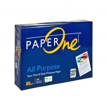 PAPER ONE A 4 Paper 500'S