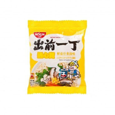 DE-MA-E - Macaroni mushroom With Vegetable - 90G