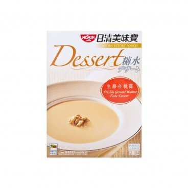NISSIN - Retort Pouch Freshly Ground Walnut Paste - 220GX2