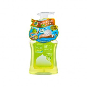 COLOUR FOAMING HAND WASH-GREEN