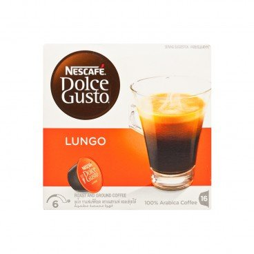 NESCAFE DOLCE GUSTO - Caffe Lungo - 16'S
