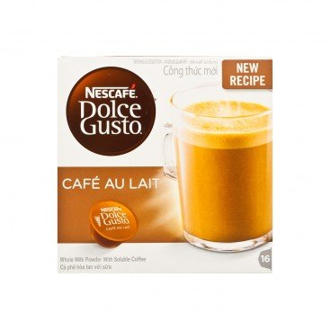 NESCAFE DOLCE GUSTO - 牛奶咖啡 - 16'S