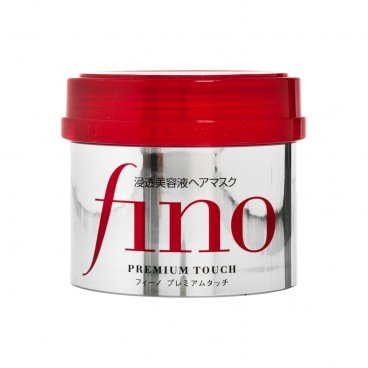 SHISEIDO Fino Premium Touch Hair Mask Japan Version 230G