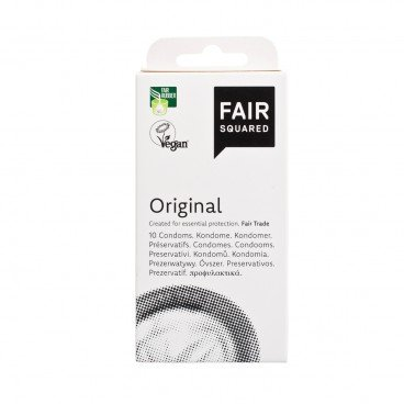 FAIR TRADE VEGAN CONDOM-ORIGINAL