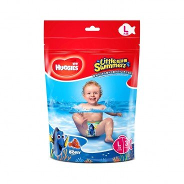 HUGGIES - Swim Pant L - 3'S