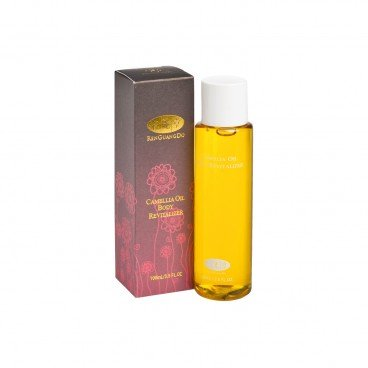 REN GUANG DO - Camellia Oil body Revitalizer - 100ML