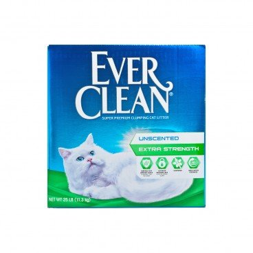 EVER CLEAN Unscented extra Strength Unscented 25LB