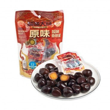 TI HU DA SHI - Iron Bird Egg Original Flavor - 3'SX8