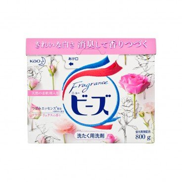 POWDER WITH SOFTENER-FLORAL