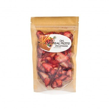 UNCLE MANN Dried Fruit strawberry 50G