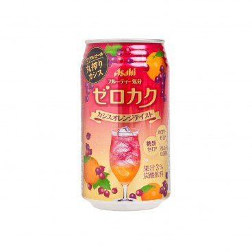 ASAHI - Alcohol free Cocktails Citrus With Black Galen - 350ML