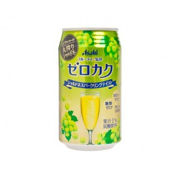 ASAHI - Alcohol free Cocktails green Grape - 350ML