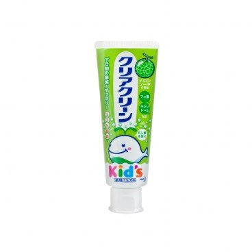 KAO Childrens Toothpaste melon 70G
