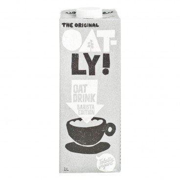 OATLY - Oat Drink barista Edition - 1L