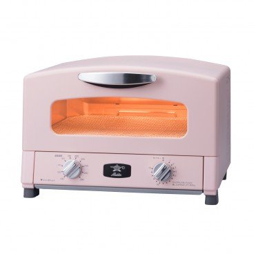 GRAPHITE GRILL & TOASTER-PINK