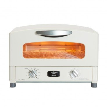 ALADDIN - Graphite Grill Toaster white - PC