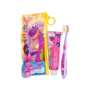 DIBO TOOTHBRUSH AND TOOTHPASTE SET