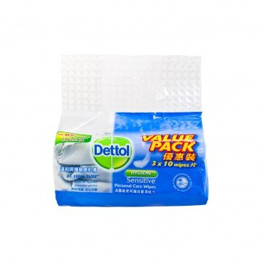 SENSITIVE WIPES VALUE PACK