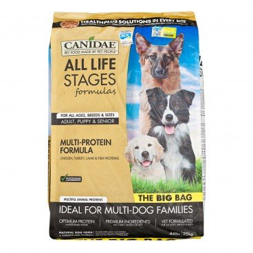 CANIDAE A l s For Dogs 44LB
