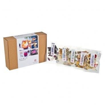 HO CHA - Gift Set assortment For Better Life - 15'S