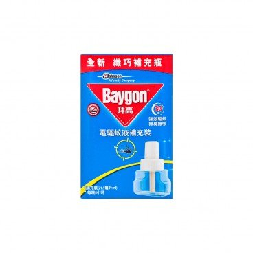 BAYGON - Liquid Electric Vaporizer - 21.9ML