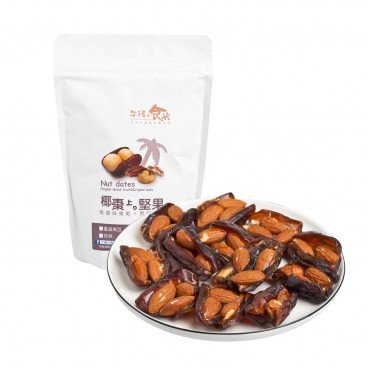 AFTERNOON DESSERT Date Palm With Almonds 160G