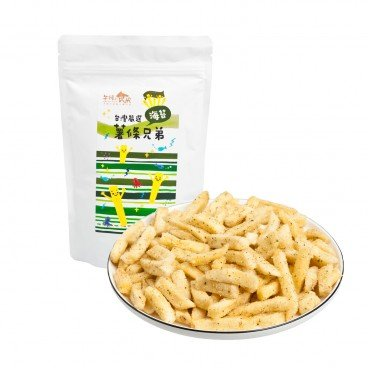 AFTERNOON DESSERT Potato Fries seaweed 120G