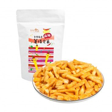 AFTERNOON DESSERT Potato Fries spicy 120G