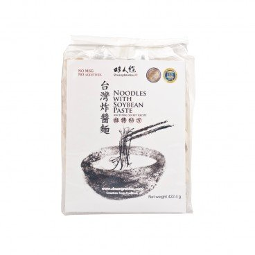 SHUANG REN HSU Noodles soybean Paste 3'S