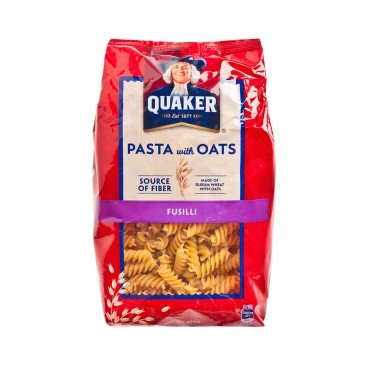FUSILLI WITH OATS