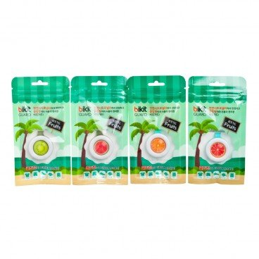 MOSQUITO REPELLENT CLIP-FRUIT-RANDOM ONE