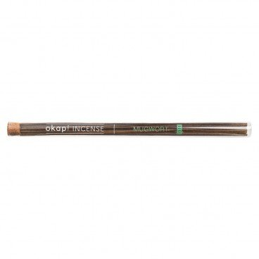 OKAPI - Incense Stick Series mugwort With Sandalwood - 20'S