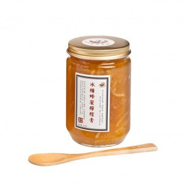FOUR SEASON TEAHOUSE Honey Lemon Paste With Rock Sugar 570G