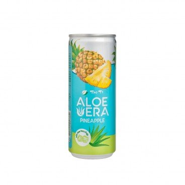 PINEAPPLE ALOE VERA DRINK