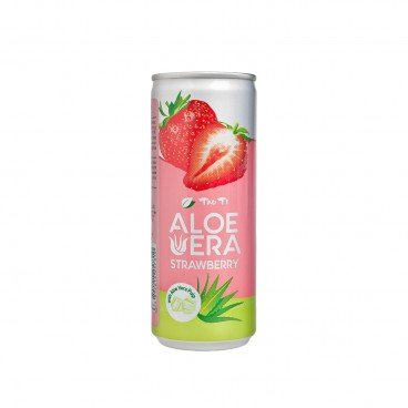 TAO TI Strawberry Aloe Vera Drink 250ML