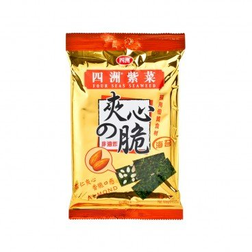 FOUR SEAS Seaweed With Filling Almond 15G