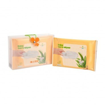 SWISSNATÜRLICH - Natural Baby Care Wipes lotion With Aloe Vera - 5'SX5