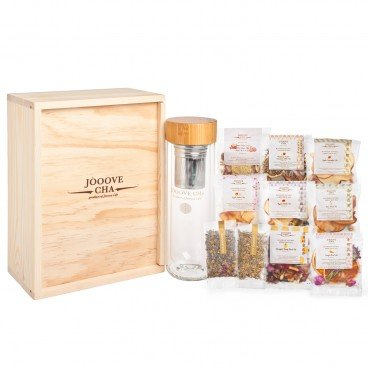 JAM STORY - Gift Set fruit Tea Bottle - SET