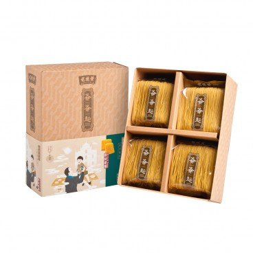 WONG CHI KEI - Yea Yea Noodles original Family Pack - 8'S