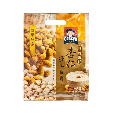 QUAKER - Almond Lotus Oats - 29GX12